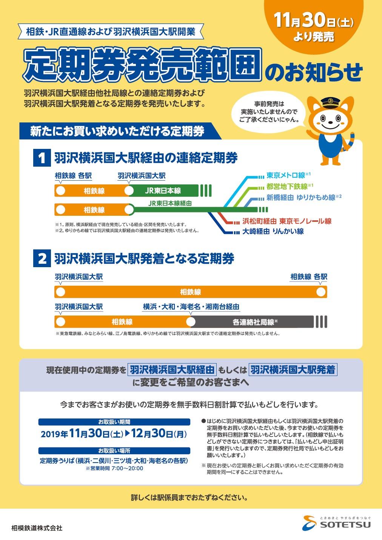 払い戻し 横浜 定期 市営 バス